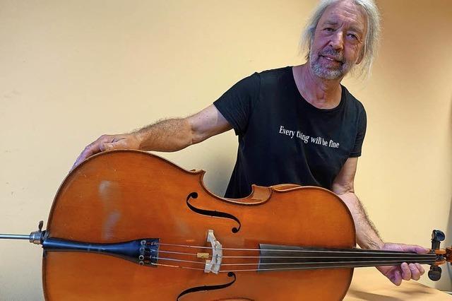 Cellolehrer Thomas Himmler geht in den Ruhestand