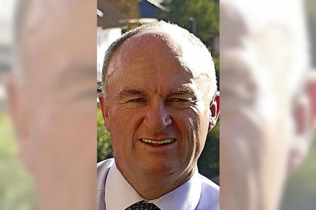 Dietmar Benz steht vor seiner vierten Amtszeit