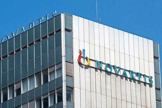 Novartis-Mitarbeiter bangen nach Medienberichten um ihre Jobs
