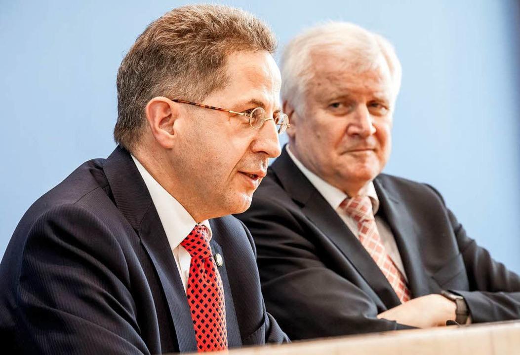 Horst Seehofer wollte den ehemaligen C...1; jetzt wird der Fall neu verhandelt.  | Foto: dpa