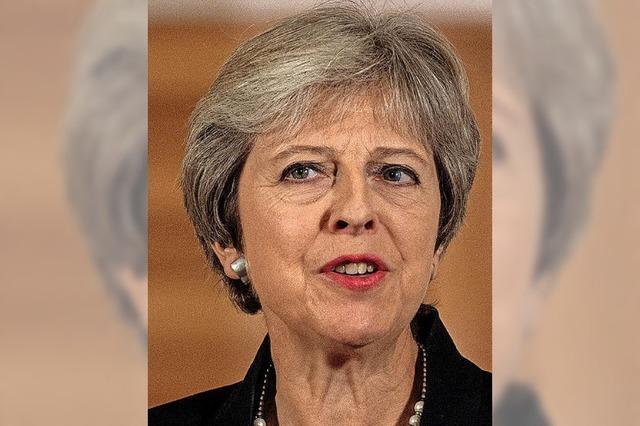 May: EU führt Brexit in die Sackgasse
