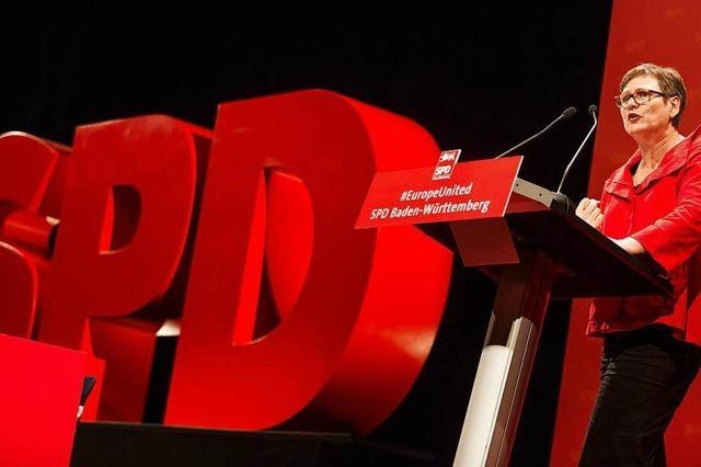 SPD-Landeschefin: Groko muss nicht um jeden Preis erhalten werden