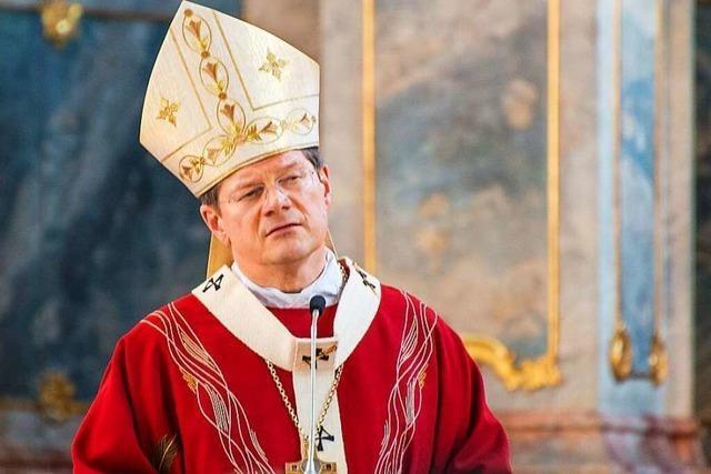 Erzbischof Burger räumt beim Missbrauch
