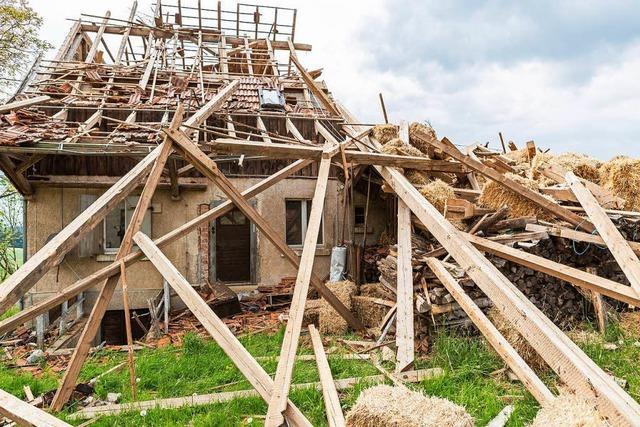 Versicherungen für Wohngebäude werden teurer – wegen des Klimawandels
