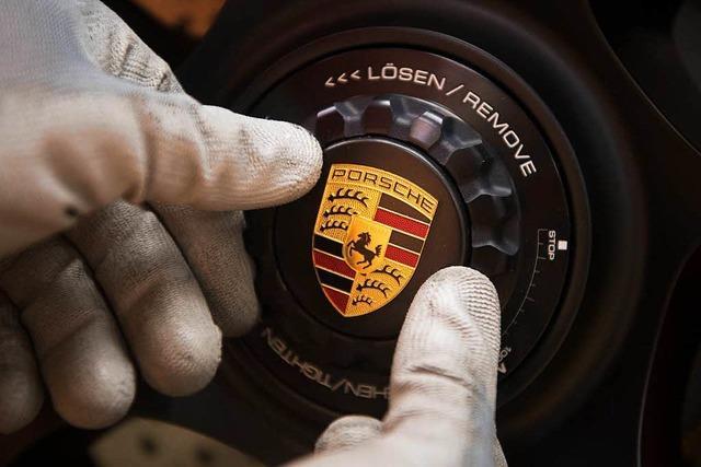 Porsche steigt aus Diesel aus – Autobosse bei Merkel