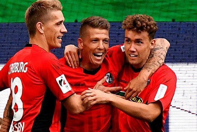 Der Sieg gegen Wolfsburg ist ein wichtiger Schritt nach vorn – auch fürs Gefühl