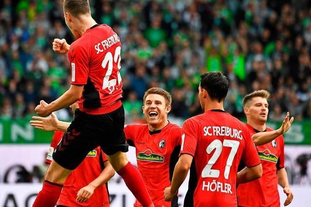 Der Plan beim SC Freiburg geht auf