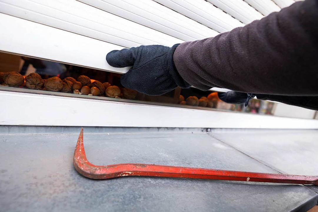 Im Raum Müllheim wurden in den vergang... vermehrt Wohnungseinbrüche angezeigt.  | Foto: dpa-tmn