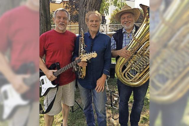 Trio Jazz und Co in Bad Bellingen-Bamlch