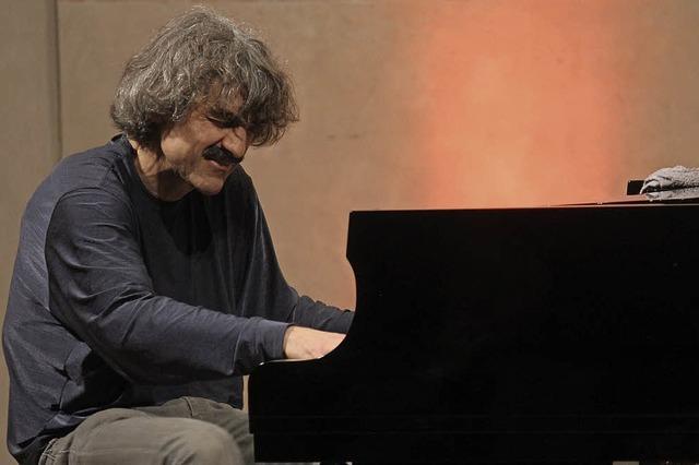 Boogie- und Bluespianist Thomas Scheytt gibt am Freitag, 28. September, Konzert in Wehr