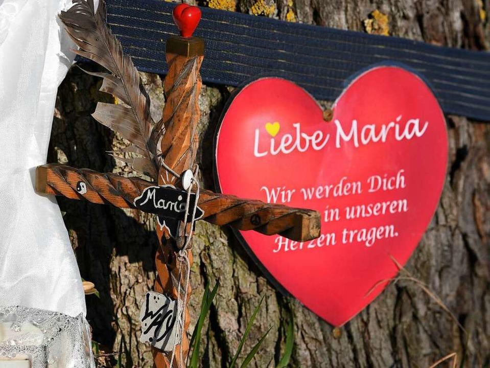 Nach dem Mord an ihrer Tochter Maria g...an der Uni Freiburg unterstützen soll.  | Foto: dpa