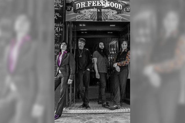 Blues und Boogie aus Los Angeles im Kesselhaus
