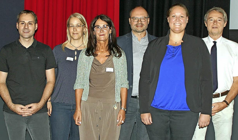 Sprachen über Demenz (von links) &#821...d, Eva-Maria Kühling, Klaus Schmidtke   | Foto: puppe