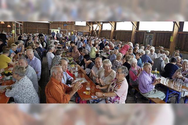 Saubrägel, Polka und Party im Riedlinger Mühlischopf