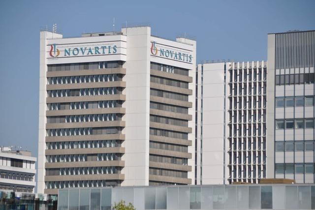 Novartis will mehr als 2000 Stellen in der Schweiz abbauen