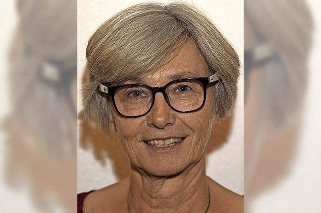 Brigitte Gerbig neu im Rat
