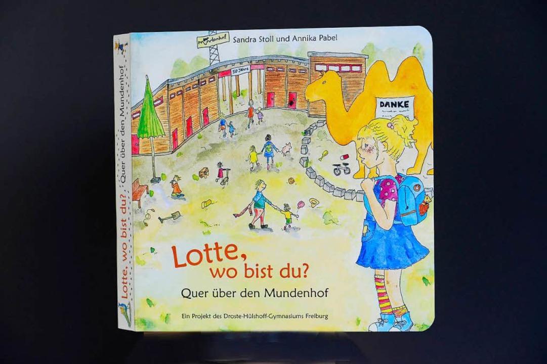 Das Cover des Kinderbuchs  | Foto: Ingo Schneider