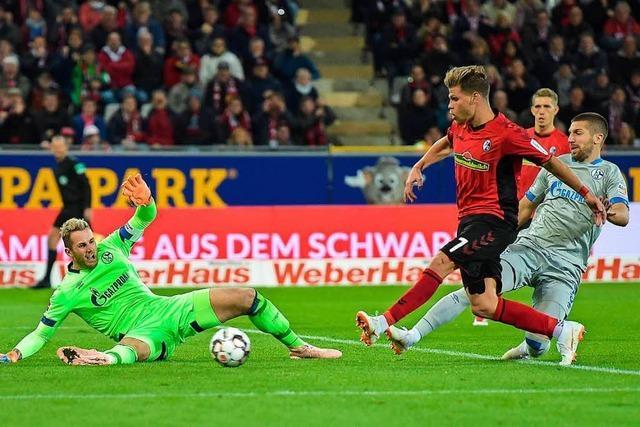 1:0 gegen Schalke: Die SC-Spieler in der Einzelkritik