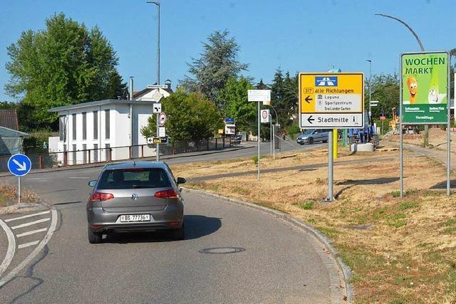 Gemeinderat beschließt Umbau des Knotens Altweil