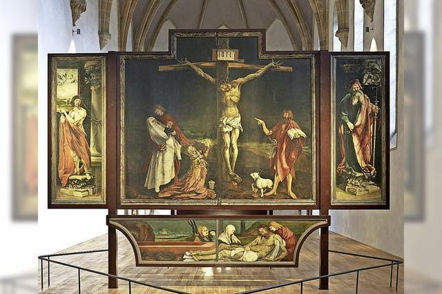 Frischekur für den Isenheimer Altar