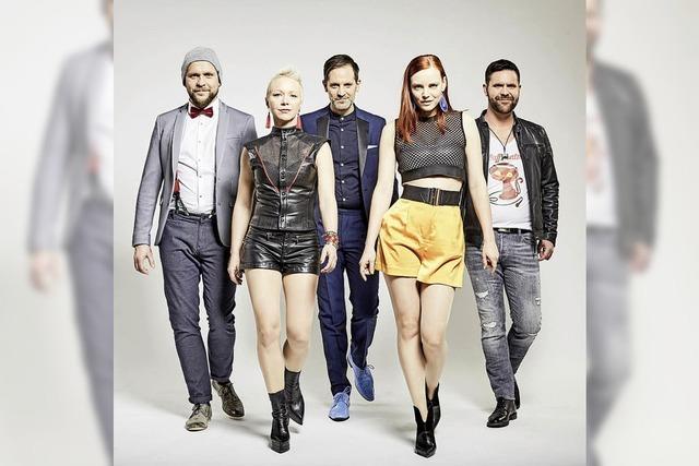 Die A-capella-Band