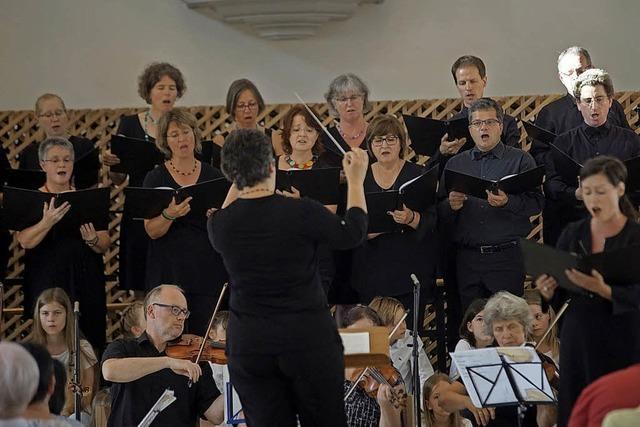 Erntedankgottesdienst in der Burgheimer Kirche Lahr