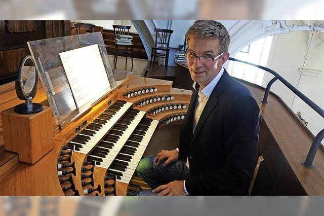 Drei Tage im Zeichen der Orgel