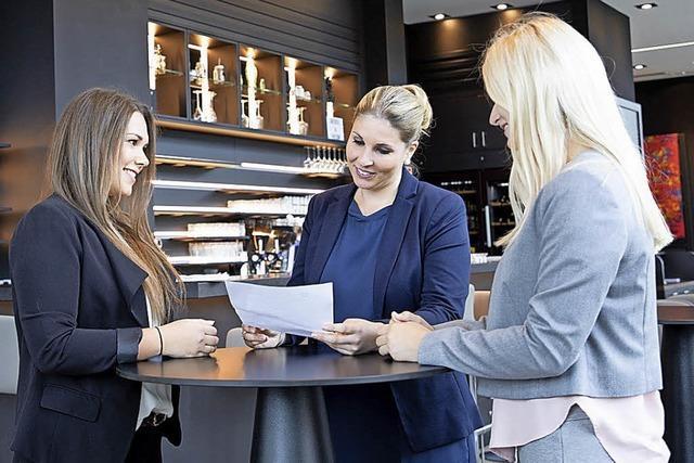 Unternehmen laden zu Ausbildungsmesse