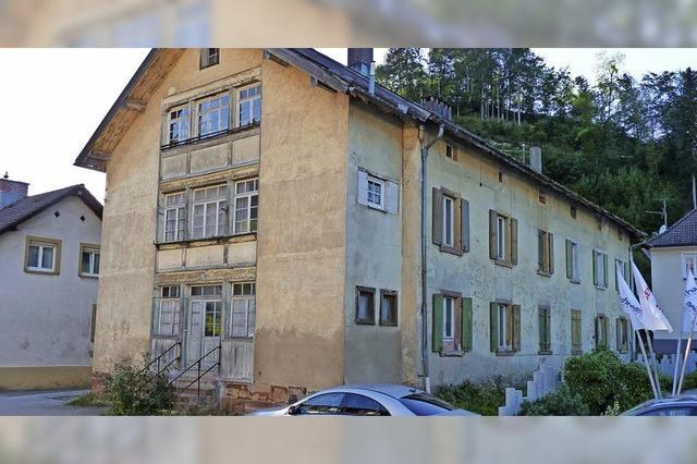 Flüchtlinge sollen ins Walliser-Haus