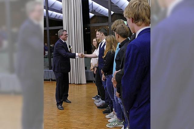 Jugendparlament ist verpflichtet