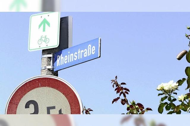 Rheinstraße wird nicht umbenannt