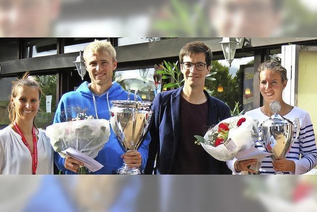 Sturm und Drang bei Freiburger Stadtmeisterschaft