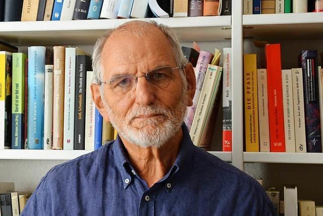 Der Freiburger Historiker Gerd Krumeich hat ein Buch über den Ersten Weltkrieg und die Weimarer Republik geschrieben