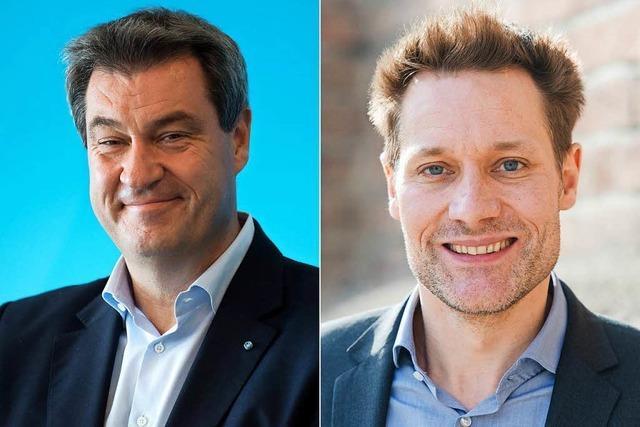 Kämpferisches TV-Duell in Bayern – CSU rutscht in Umfragen weiter ab