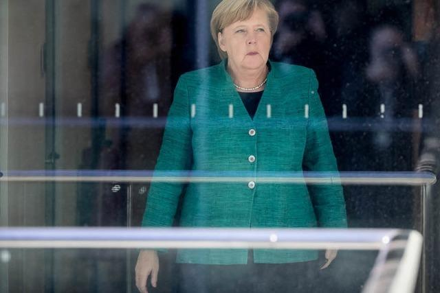 Was hat sich nach dem Aufstand der Unions-Fraktion gegen Merkel geändert?