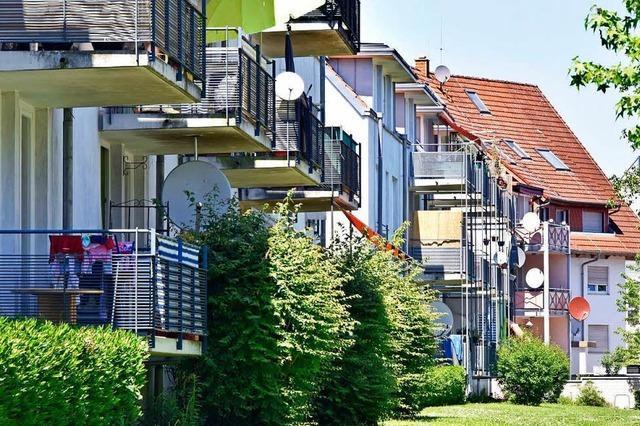 Mietenstopp bei der Freiburger Stadtbau gilt für 983 Wohnungen