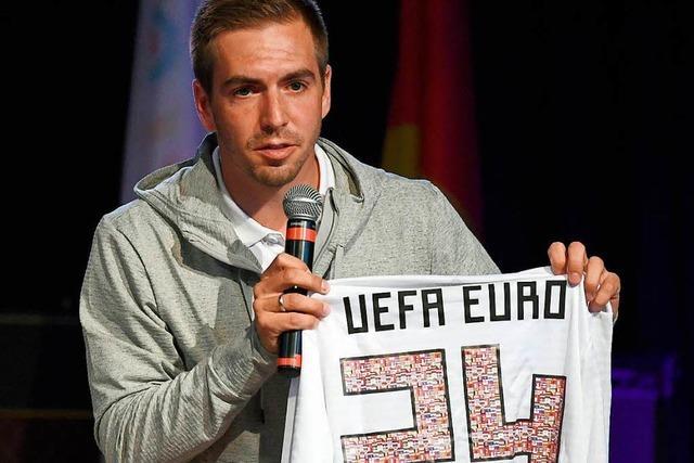 Liveblog: Deutschland wird die Fußball-EM 2024 ausrichten