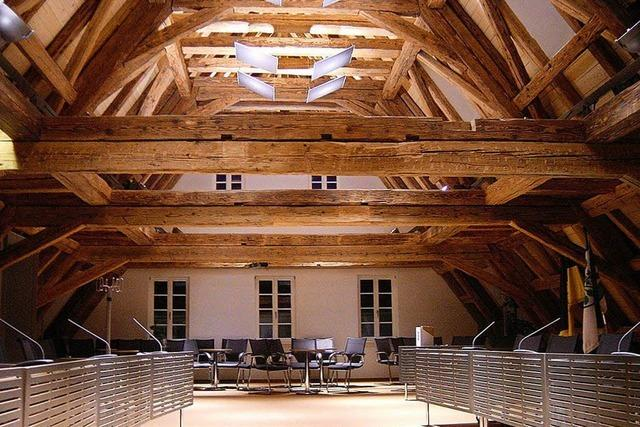 Eine Initiative für einen typischen Schwarzwälder Baustil