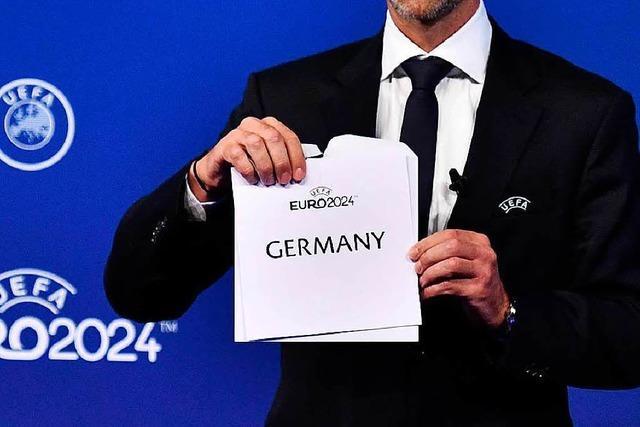 Deutschland ist Gastgeber der EM 2024 – Jubel bei Lahm & Co.