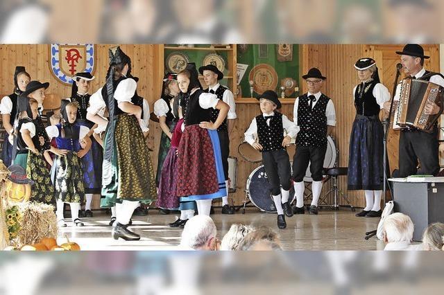 Mit dem Heimatverein Kappel in Lenzkirch