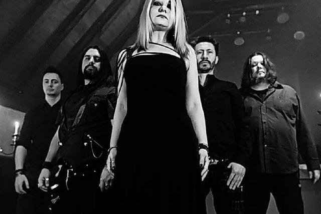 Bands Carven, Ticket to Nowhere und Inner Core in Auggen