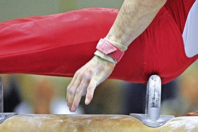 Karl-Wettach-Wettkampf im Mixed-Turnen in Freiburg
