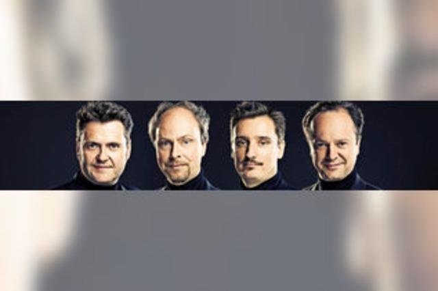 Das Mozart Piano Quartet zu Gast im Bonndorfer Schloss