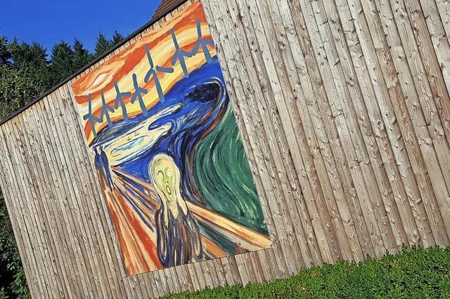 Kunst am Bau in Schuttertal