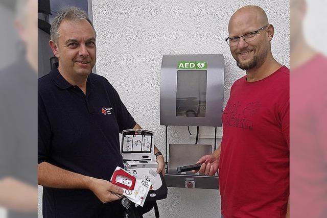 Defibrillatoren auf Vordermann