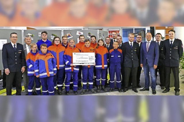 Die Nachwuchsschmiede der Freiwilligen Feuerwehr Waldkirch