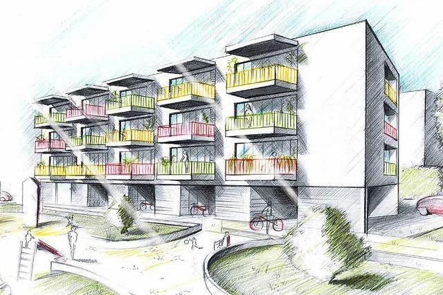 Widerspruch blockiert Bau von Mehrfamilienhaus in Gundelfingen