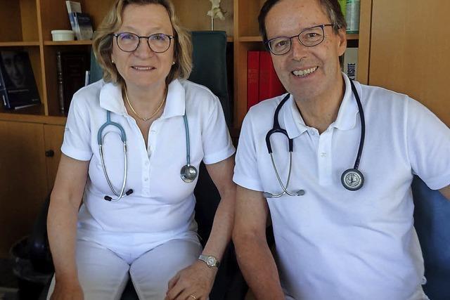 Ärztewechsel in Inzlingen geglückt