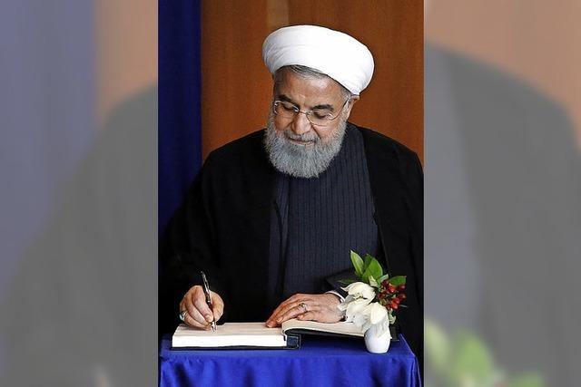Iran sieht USA im Abseits