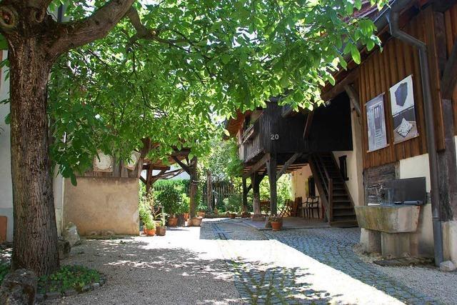 Ortschaftsrat Haltingen will historischen Ortskern erhalten